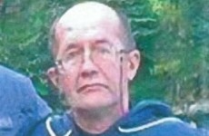 Have you seen this man? He's missing from Celbridge