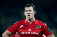 The bad injury news just keeps on coming for Anthony Foley's Munster