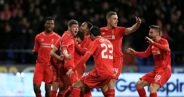 As it happened: Bolton v Liverpool, FA Cup replay