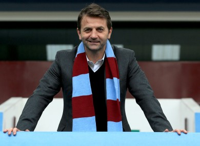 He knows the correct way to wear a scarf, which means Tim Sherwood knows how to get Benteke back in the goals.