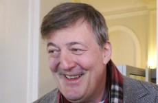 Stephen Fry surprised at 'explosion' of reaction after THAT Gay Byrne interview