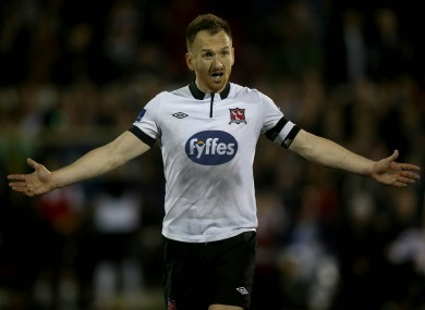 Dundalk will begin their title defence without their skipper.
