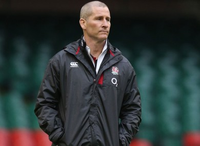 England coach Stuart Lancaster has stopped short of using the word revenge.