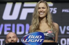 Is tonight a last throw of the dice for the UFC women's bantamweight division?
