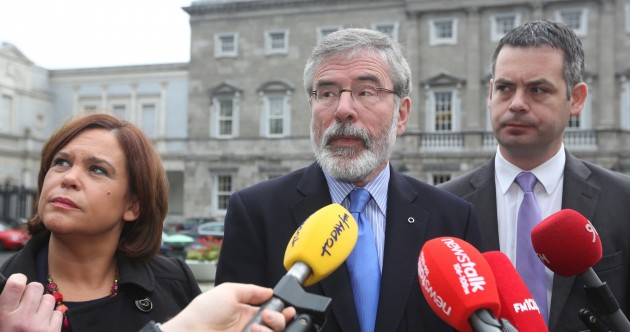What exactly is Sinn Féin's policy on abortion?