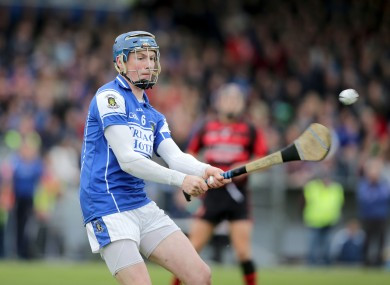 Austin Gleeson, on club duty here with Mount Sion, is a major injury concern for WIT