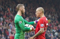 Things go from bad to worse for Liverpool as Skrtel faces three-match ban for stamp
