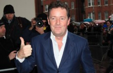 Piers Morgan is handing out some truths to people who say he isn't Irish