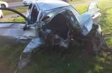 Did you witness this car crash? Gardaí want to talk to you