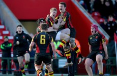 Ardscoil claim dramatic late win over Pres to reach Munster Senior Schools Cup final