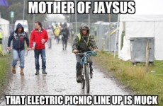 11 of the best responses from the Electric Picnic Facebook page