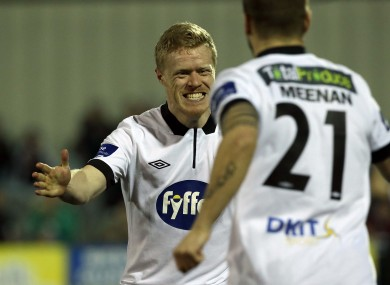 Daryl Horgan has started the new campaign where he left off last season.