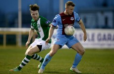 It was the Daryl Kavanagh show in Bray as Drogheda earned their first league win of 2015