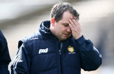 'We've four All-Irelands won in 130 years, they forget that in Clare so they do' – Davy Fitz