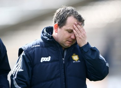 Davy Fitzgerald believes Clare are too good to go down.