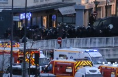 Shoppers return to the scene of Paris supermarket attack