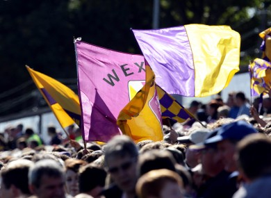 A good day for Wexford football.