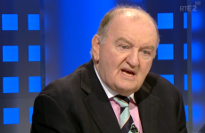 George Hook clearly isn't a fan of Schmidt's penchant for stats judging by this analogy