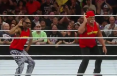 Is this the most unlikely tag team in WWE history?