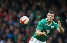 'I'll just have to pinch myself and let it sink in' – Robbie Henshaw