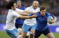 France grind out a win in Rome to keep slim Six Nations hopes alive