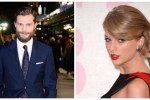 Jamie Dornan's going to be on telly with Taylor Swift today…. It's The Dredge
