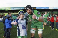 Connacht's half-century and the rest of the Pro12 action you missed because the Six Nations was on
