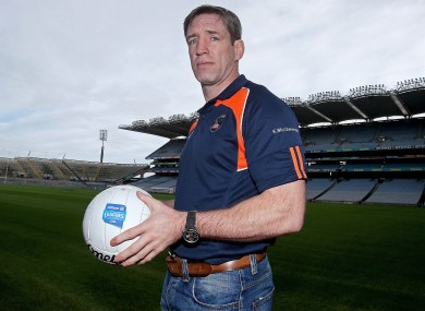 Armagh manager Kieran McGeeney saw his side win again today.