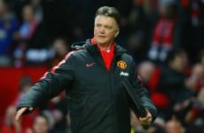 Manchester United must beat Liverpool, admits Van Gaal