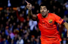 Liverpool the only English club I could play for – Suarez