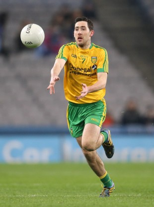 Donegal's Mark McHugh will be anxious to make up for lost time against Kerry