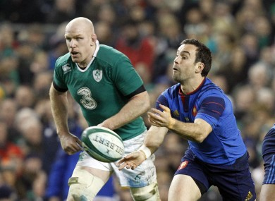 Parra was lively off the bench against Ireland.