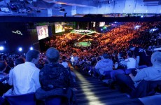 The UFC are close to confirming a show in Dublin for later this year