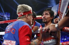 'Mayweather-Pacquiao good for boxing no matter who wins' – Freddie Roach