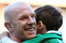 'Ultimate leader' Paul O'Connell inspires Ireland to Six Nations success