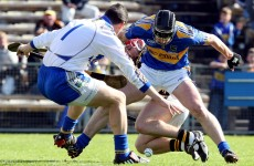 Hurler of the Year Richie Hogan was quick off the mark on Twitter last night