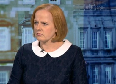 Socialist TD Ruth Coppinger is advising those on the fence not to pay.