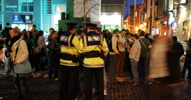Is a new Garda unit needed to clean up Dublin?