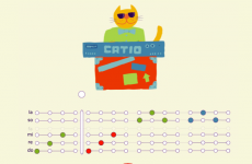 This jazz cat is helping Irish kids learn about music (seriously)