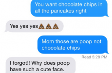 9 people who just taught their mam about emojis