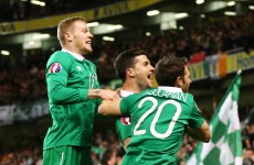 James McClean was pivotal in securing draw – Martin O'Neill