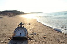 Did you remember? Clocks went forward overnight