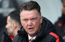 Van Gaal: Top four more important than FA Cup success