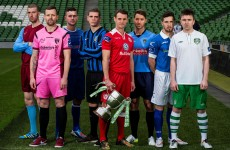 'Numerous players in the League of Ireland would be Championship standard'