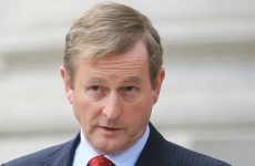 Enda pledges action on mortgage crisis (and calls Fianna Fáil 'arsonists')