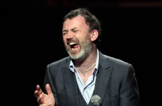 'It seems to be that we like our comedians clean and our politicians dirty'