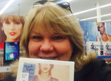 Taylor's mam, Andrea