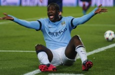 'I'm unhappy with Toure's performances,' admits Pellegrini