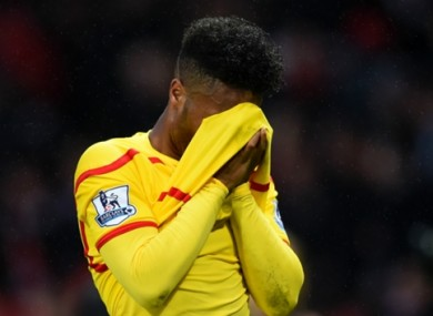 Raheem Sterling says he'll wait until the summer before deciding on his Liverpool future.