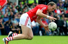 Cork 2010 All-Ireland winner out of retirement and returns to Rebels squad